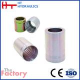 Hydraulische Metalen kap voor de Montage van de Slang van SAE R12/20-24 (01400)