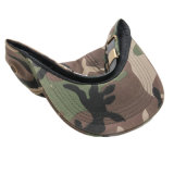 カスタムHip HopのCamo 5のパネルのキャンピングカーの帽子