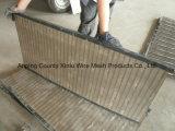 Schermo di collegare piano del cuneo dell'acciaio inossidabile