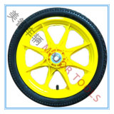 14дюйма пневматические резиновые колеса велосипеда колеса