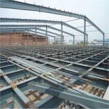 중이층을%s 가진 가벼운 강철 구조물 Prefabricated 공장 건물