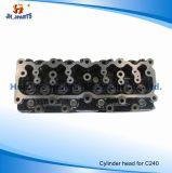 Pièces de moteur Diesel de la culasse pour ISUZU 5-11110-207-0 C240