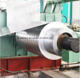コイルの鋼鉄打抜き機か切り開くライン