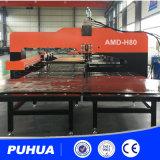Máquina de perfuração pesada CNC Hydraulic 120t