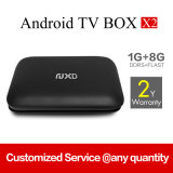 Quad Core 4k Android 5.1 TV Box avec WiFi