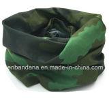 OEM Produce Customized Logo imprimé imprimé promotionnel multicouches tubulaire écharpe