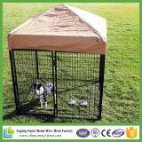 Garantierte Qualitätsindustrielle Hundehundehütten galvanisiert mit Haus