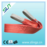 4t * 10m Gray Webbing Sling Safety Factor 6: 1