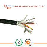 24 GA J type thermokoppelkabel met isolatie FEP (type JX)