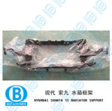 Supporto del radiatore dell'automobile di sonata della Hyundai, comitato anteriore 64101-C1000 del serbatoio