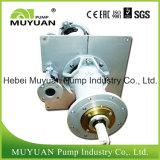 Pompa centrifuga dei residui di flusso sotterraneo verticale resistente dell'addensatore