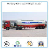 60m3 반 트레일러의 대량 시멘트 유조 트럭 트레일러