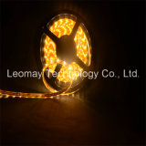 3528Flexible SMD 24VDC Cala TIRA DE LEDS de luz de la decoración de la luz