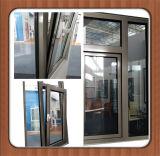 Europäische Art-Aluminiumfenster mit gutem Preis
