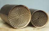 차 기관자전차를 위한 금속 기질 촉매를 가진 벌집 촉매 컨버터
