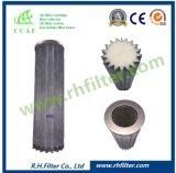 Filtro de pregas Ccaf com material Anti-Static poliéster