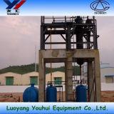 Отходы вакуумного масла в двигателе Distiller (YHE-2)