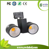 Dimmable 60W COB Tracklight met IES Files