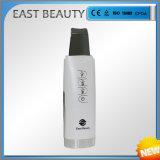 Ultrasonido de la piel Scrubber Deep Clean Cosmética Importación de uso en el hogar Máquina de levantamiento de la cara