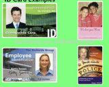 Personnaliser la carte de photo d'identification pour l'employé/élèves/visiteurs