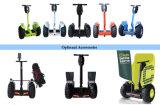 セリウムは2つの車輪の電気一人乗り二輪馬車、電気移動性のスクーターX2を承認した