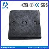 盗難防止D400正方形SMC BMCのマンホールカバー600X600
