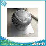 Ventilador automático do ventilador do telhado da turbina do aço inoxidável