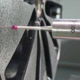 Torno eléctrico Awr2840PC del CNC de la torreta de la máquina del polaco de la reparación de las ruedas de la aleación