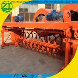 Machine de jonction à rouleaux ouverts / Fertilisant organique Compost / Turner