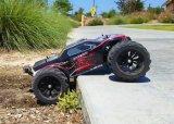 4WD 1/10 véhicule électrique sans frottoir de l'échelle RC à télécommande