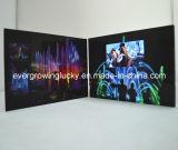 A decoração do Dia das Bruxas Design Personalizado da placa de vídeo