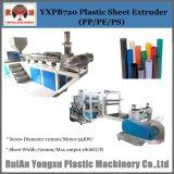 Feuille de plastique automatique de l'Extrusion (l'extrudeuse YXPC650)
