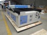 Nuevo tipo cortadora del laser del metal de Jinan y del no metal del CO2