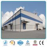 Vertientes de acero ligeras del hangar de la alta calidad prefabricadas