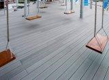 Plancher imperméable à l'eau de WPC/pour le jardinage et le projet