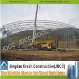 Stahlrahmen-Gebäude