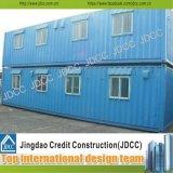 임시 사무실 콘테이너 Prefabricated 집