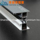 Perfis de alumínio revestidos do pó para o frame/materiais de construção de Windows de alumínio