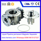 Separatore magnetico permanente, filtro magnetico