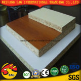 12mmの木製の穀物のメラミンは削片板のChipboardに直面した