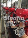 pompe à eau portative d'incendie d'amoricage de vide d'engine d'essence 13HP