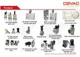 ISO-F 플랜지/진공 게이트 밸브/게이트 밸브를 가진 압축 공기를 넣은 벨브