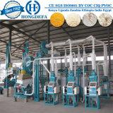 Pasto eccellente del mais del Kenia dei prodotti del macchinario di macinazione del mais 10t/24h