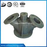 Peças da carcaça do ferro Ductile do OEM/ferro cinzento/ferro feito com sopro de tiro