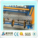 Полноавтоматическая машина загородки звена цепи (машина сетки диаманта)
