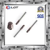 HRC60 CNC Mechine 텅스텐 강철 탄화물 끝 선반
