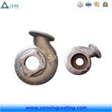 Accessoires en acier de moulage de pièces automobiles Usinage de pièces de moulage de la cire perdue