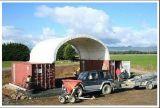 PVC PEの農場の記憶の避難所の容器のテント