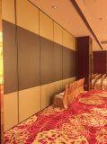 L'aluminium murs mobiles insonorisées pour salle de banquet, salle de bal et un restaurant