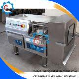 ビーフの家禽によってフリーズされる肉Dicerは機械で造る